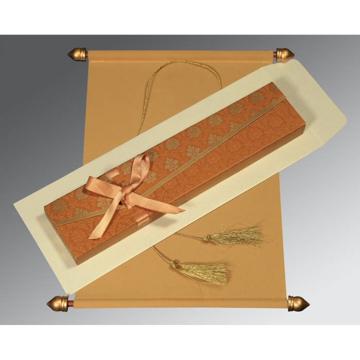 Scroll Wedding Cards - SC-5016C