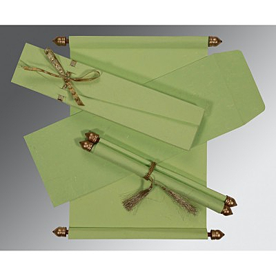 Scroll Wedding Cards - SC-5001L