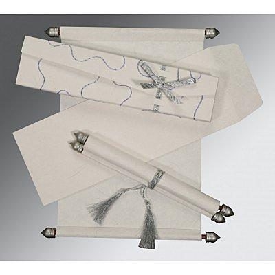 Scroll Wedding Cards - SC-5002C