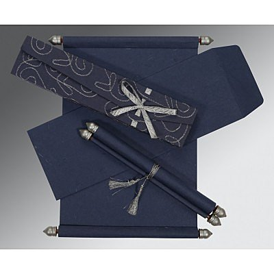 Scroll Wedding Cards - SC-5002D