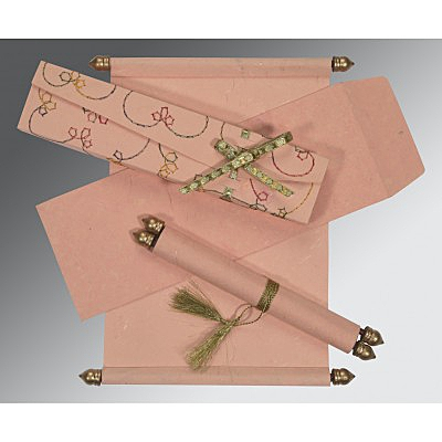 Scroll Wedding Cards - SC-5002H