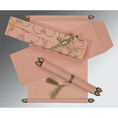 Scroll Wedding Cards - SC-5002H