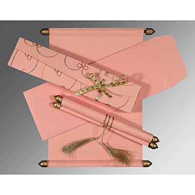 Scroll Wedding Cards - SC-5002M