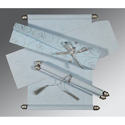 Scroll Wedding Cards - SC-5002N