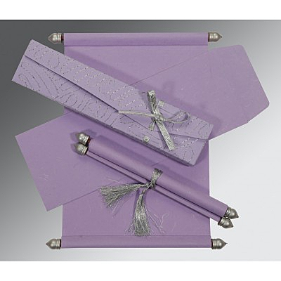 Scroll Wedding Cards - SC-5002O