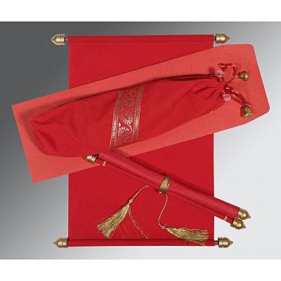 Scroll Wedding Cards - SC-5004B