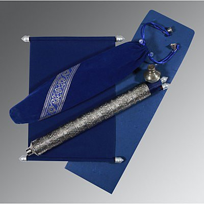 Scroll Wedding Cards - SC-5005A