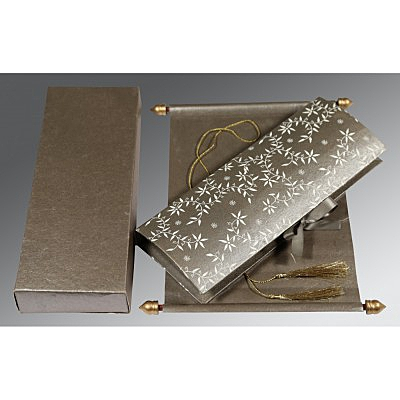 Scroll Wedding Cards - SC-5007A