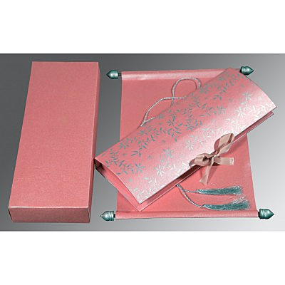 Scroll Wedding Cards - SC-5007E