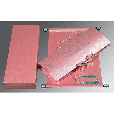 Scroll Wedding Cards - SC-5007E