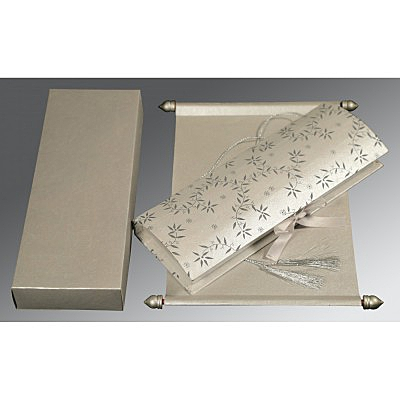Scroll Wedding Cards - SC-5007H
