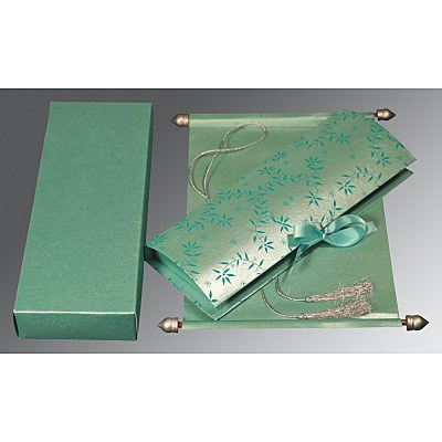 Scroll Wedding Cards - SC-5007L