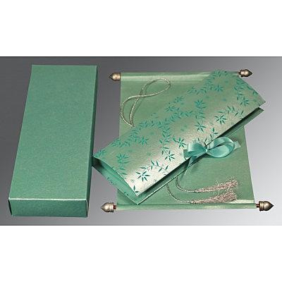 Scroll Wedding Cards - SC-5007L