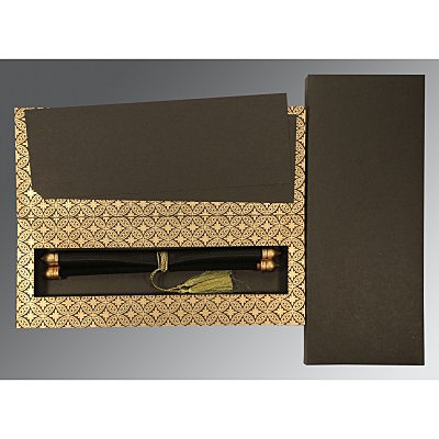 Scroll Wedding Cards - SC-5008B