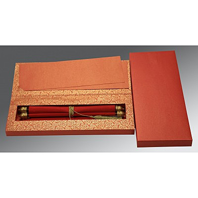 Scroll Wedding Cards - SC-5009B