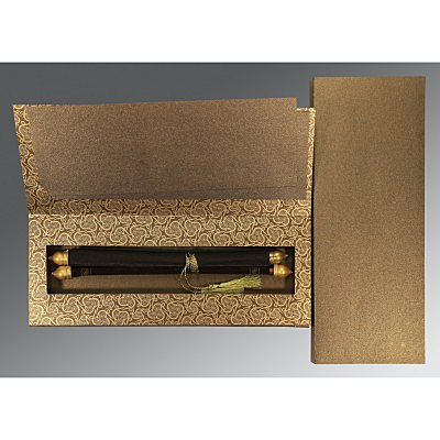 Scroll Wedding Cards - SC-5009C