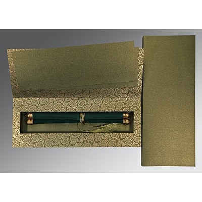 Scroll Wedding Cards - SC-5009E