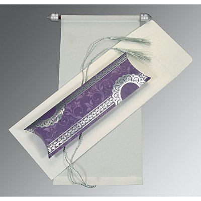 Scroll Wedding Cards - SC-5010C