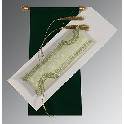 Scroll Wedding Cards - SC-5010D