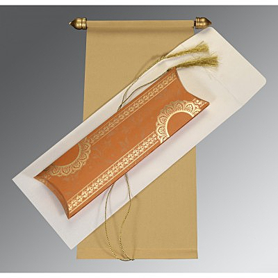 Scroll Wedding Cards - SC-5010E