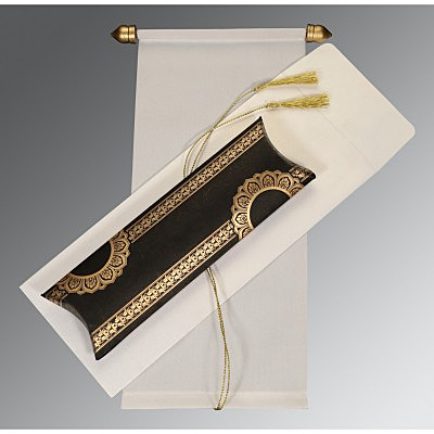 Scroll Wedding Cards - SC-5010H