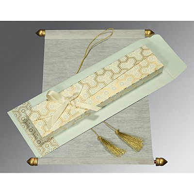 Scroll Wedding Cards - SC-5014J