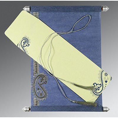 Scroll Wedding Cards - SC-5015A