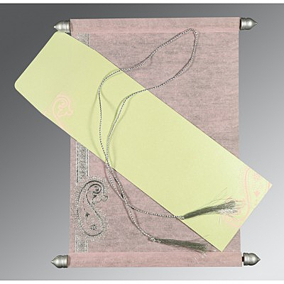 Scroll Wedding Cards - SC-5015D