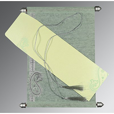 Scroll Wedding Cards - SC-5015H