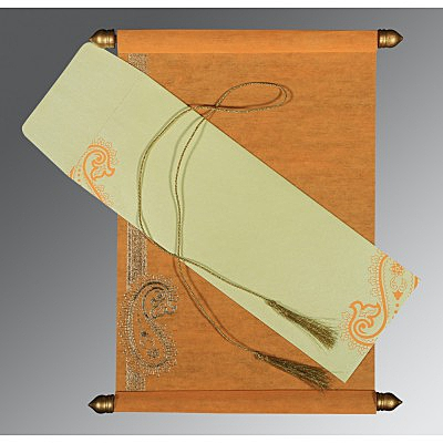 Scroll Wedding Cards - SC-5015J