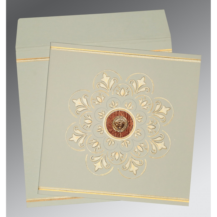 Sikh Wedding Invitation - S-1190