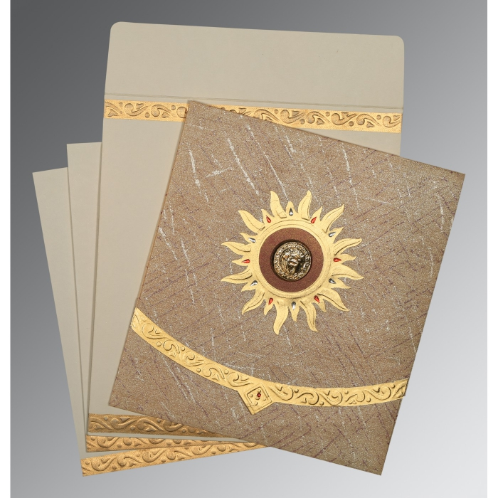 Sikh Wedding Invitation - S-1225