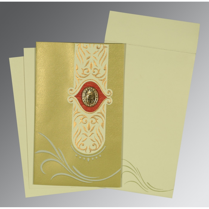 Sikh Wedding Invitation - S-1317