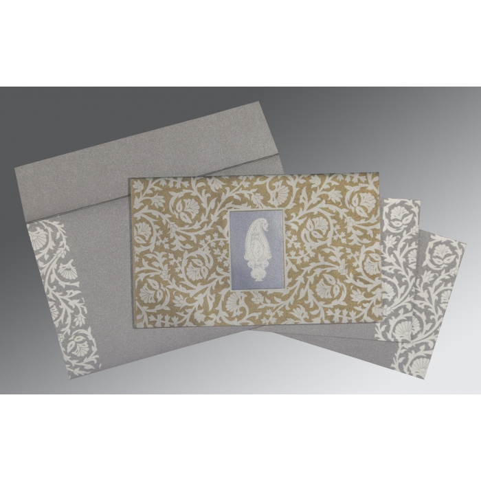 Sikh Wedding Invitation - S-1371