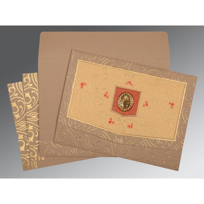 Sikh Wedding Invitation - S-1394