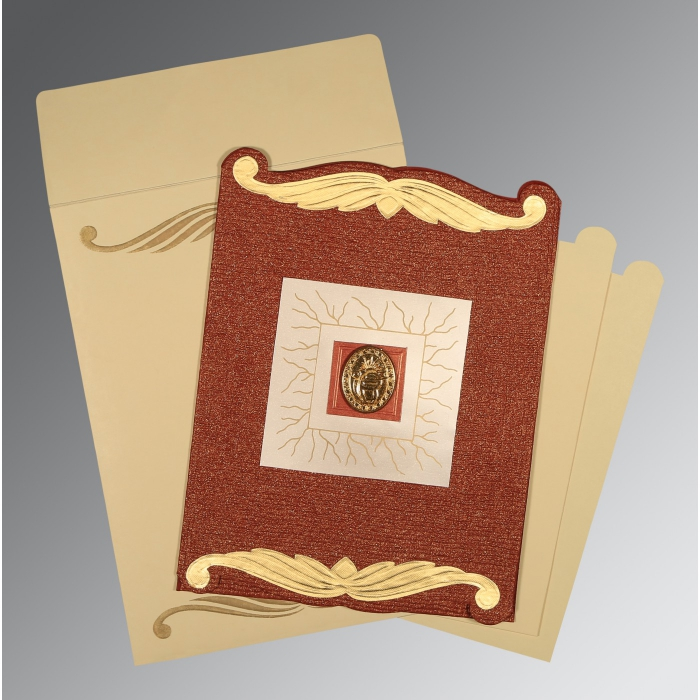 Rustic Wedding Invitations - RU-1412