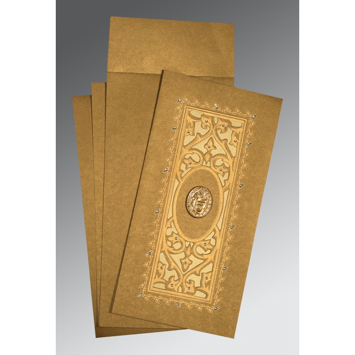 Sikh Wedding Invitation - S-1440