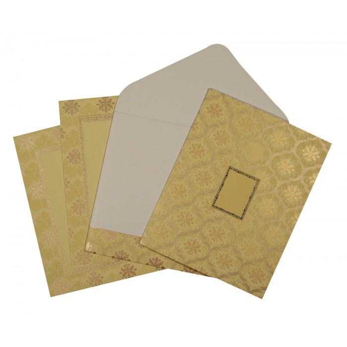 Rustic Wedding Invitations - RU-1602