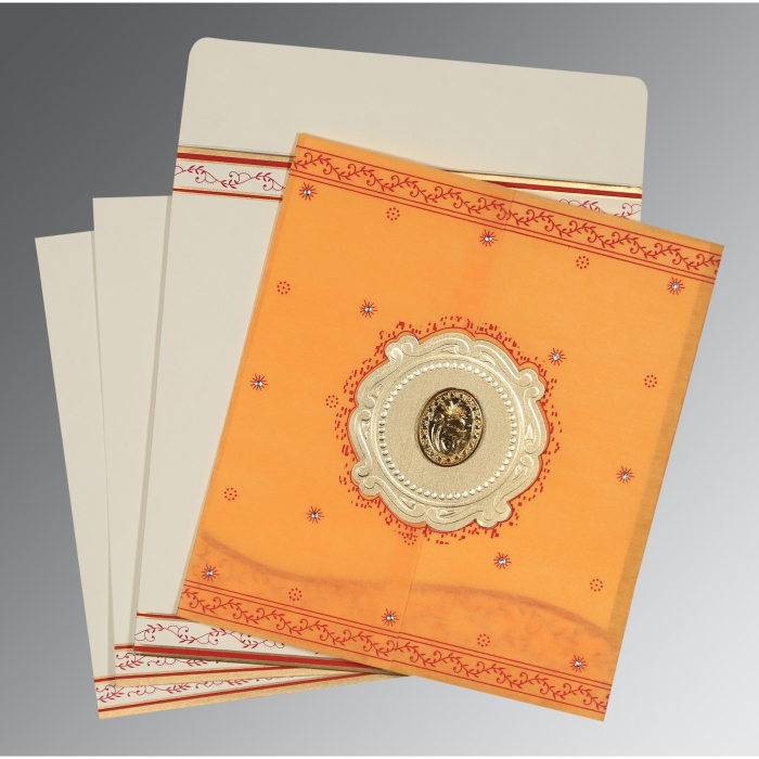 Sikh Wedding Invitation - S-8202B