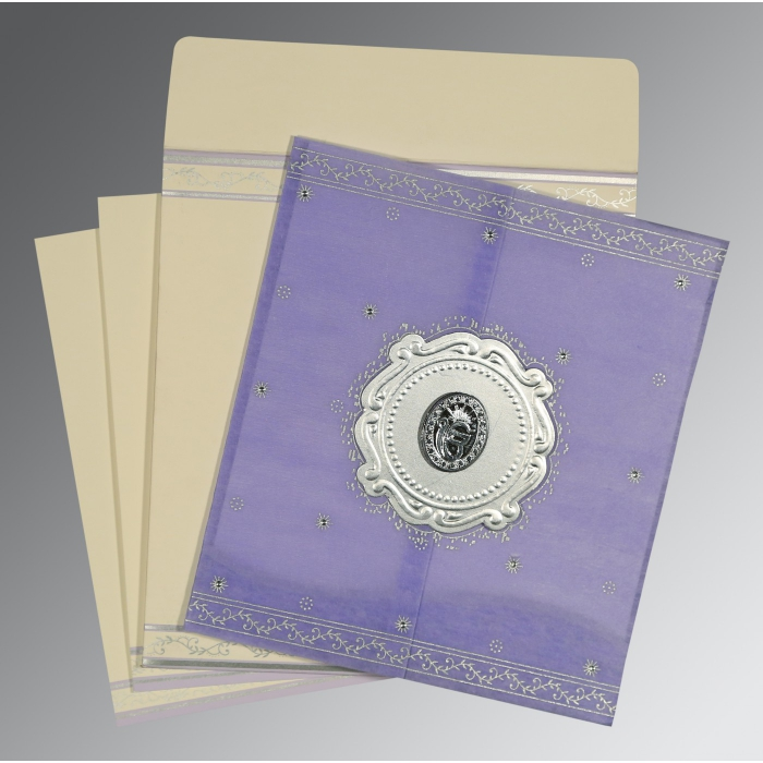 Sikh Wedding Invitation - S-8202S