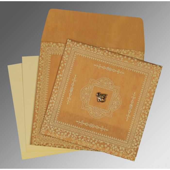 Sikh Wedding Invitation - S-8205D