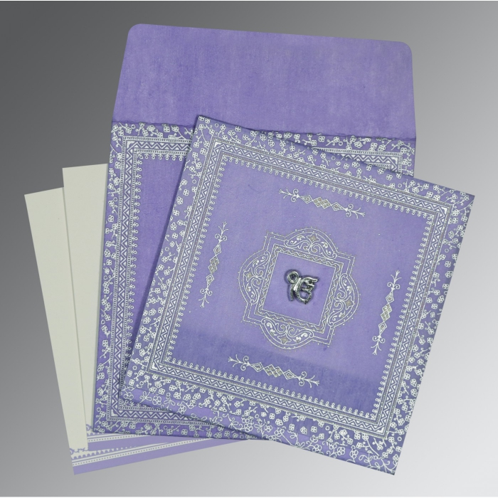 Sikh Wedding Invitation - S-8205F