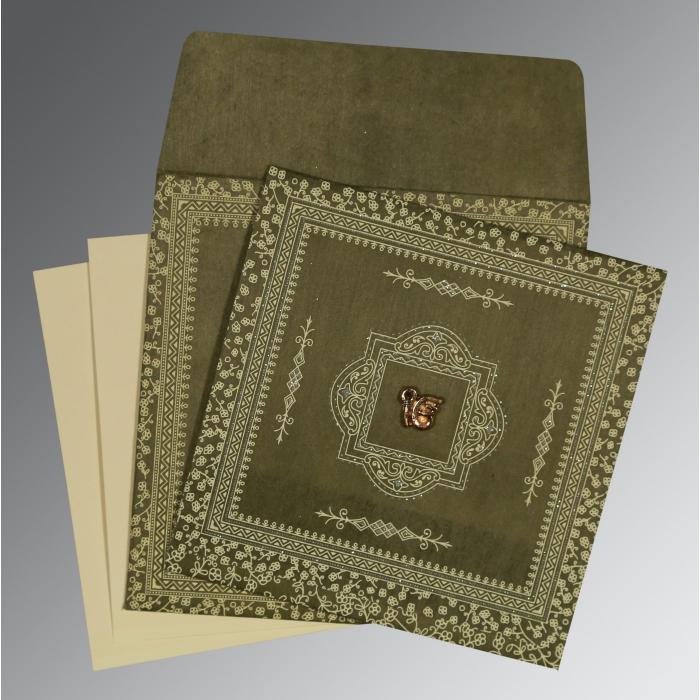 Sikh Wedding Invitation - S-8205G