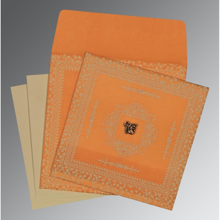Sikh Wedding Invitation - S-8205H