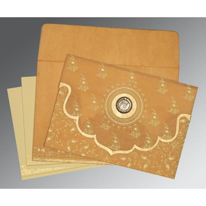 Sikh Wedding Invitation - S-8207F