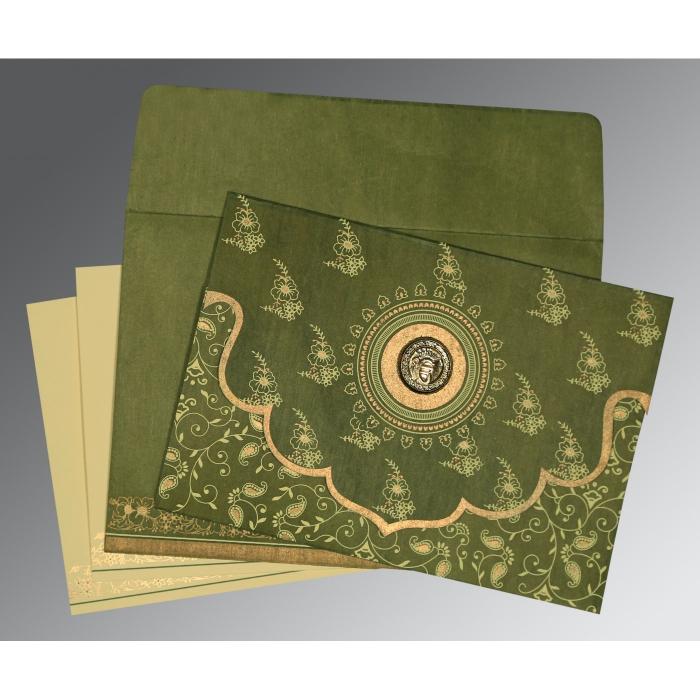 Rustic Wedding Invitations - RU-8207H