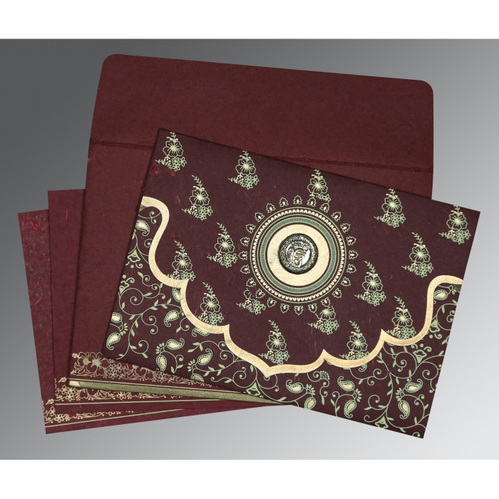 Rustic Wedding Invitations - RU-8207M