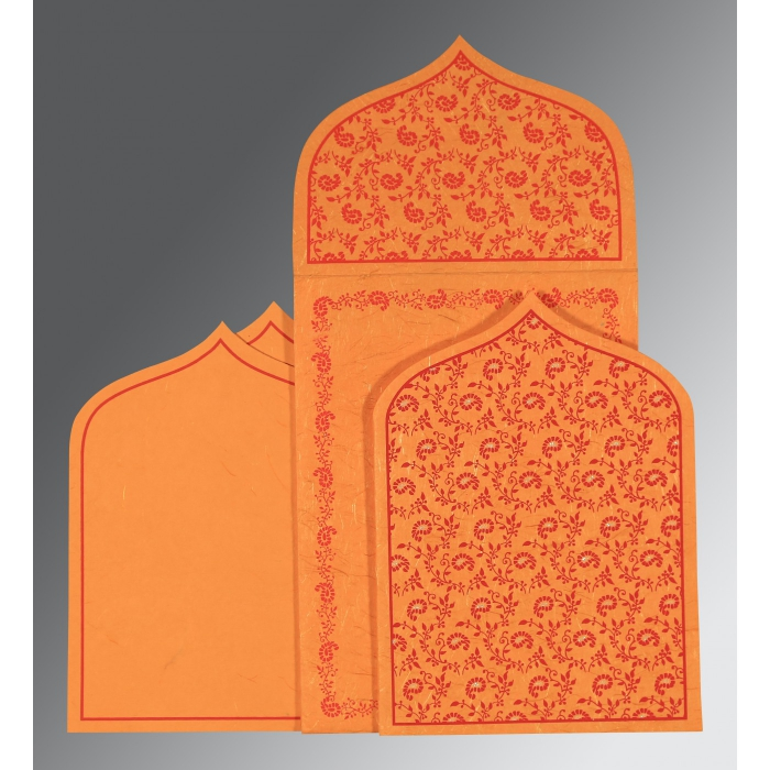 Sikh Wedding Invitation - S-8208G