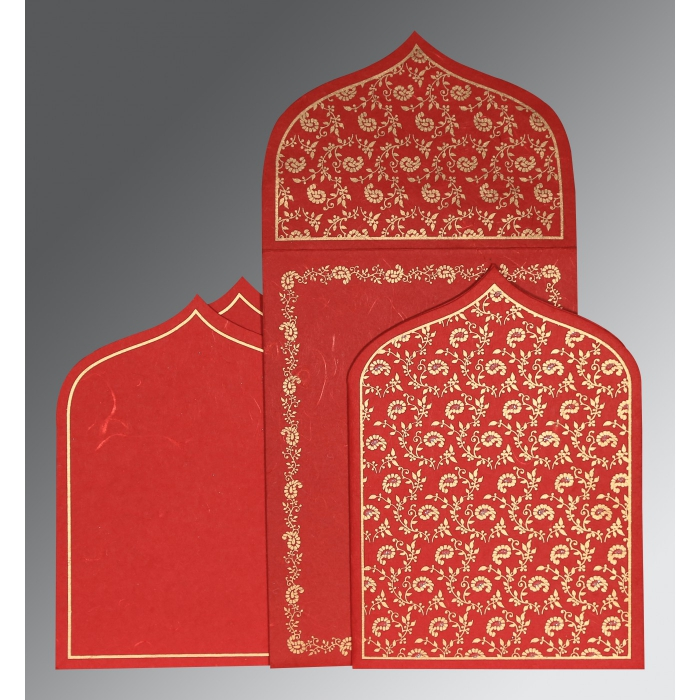Sikh Wedding Invitation - S-8208O