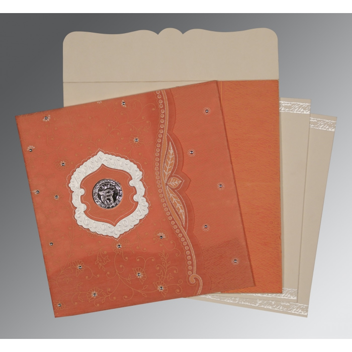 Sikh Wedding Invitation - S-8209A